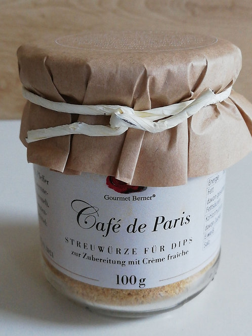 Café de Paris 100g