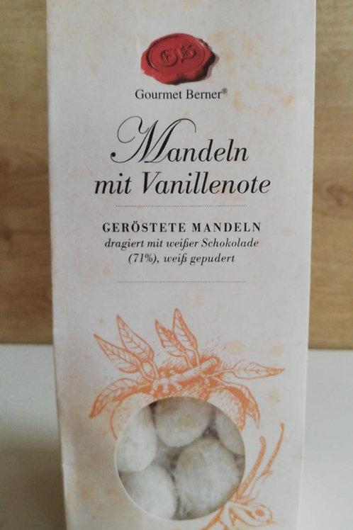 Mandeln mit Vanillenote 100g