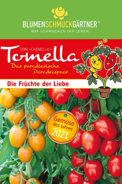 Tomatella - Gemüse des Jahres 2021