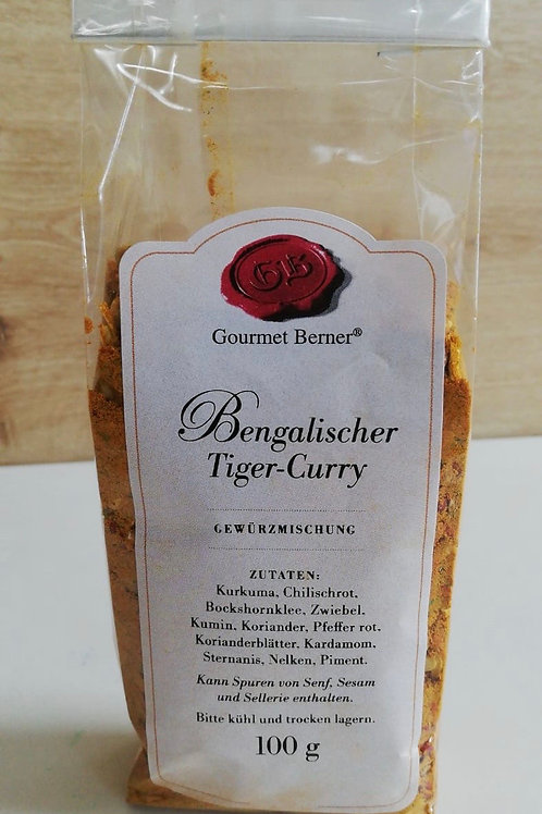 Bengalischer Tiger-Curry 100g