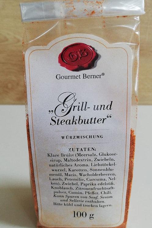 Grill- und Steakbutter Gewürz 100g