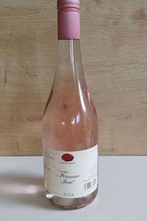 """Frizzante """"Rose"""" 0,75l"""