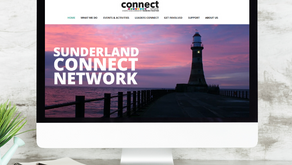 Sunderland Connect Network - regional charity website