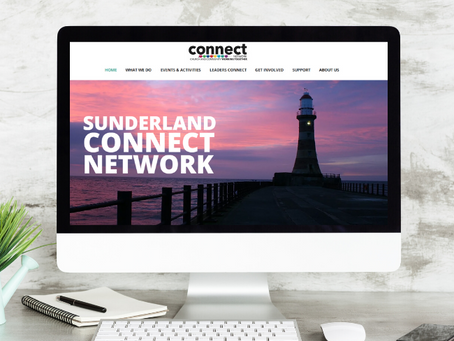 Sunderland Connect Network - regional charity website