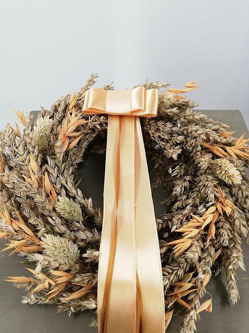 Herbstlicher Kranz ca. 23 cm Durchmesser