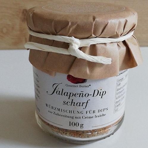 Jalapeño Dip scharf Gewürzmischung 100g