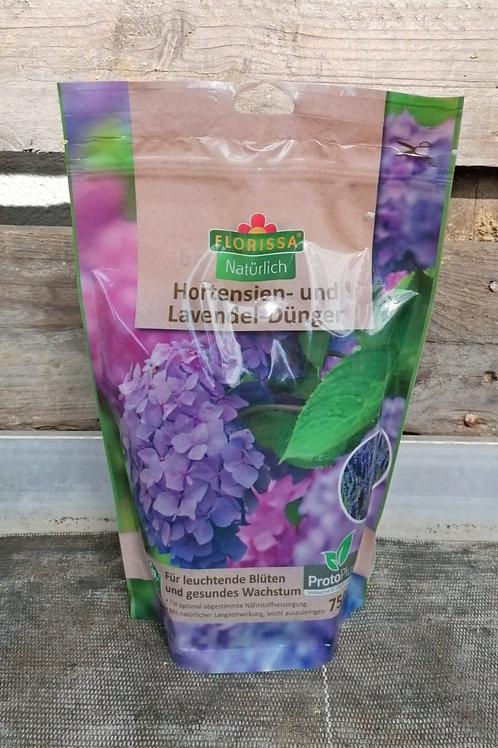 Hortensien- und Lavendel Dünger