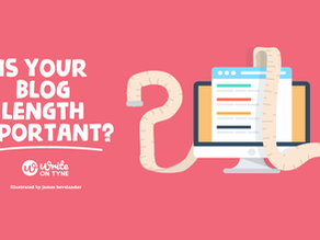 What's the best length for a blog post in 2021?