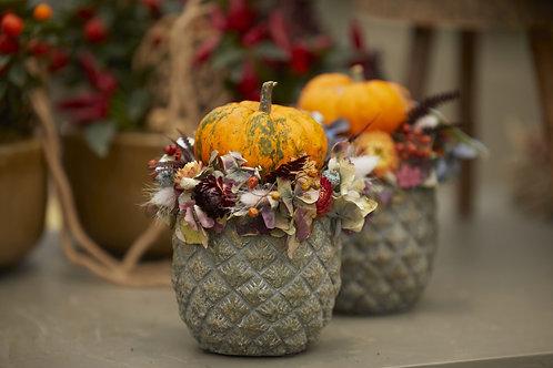 Herbstlicher Tischschmuck - Workshop