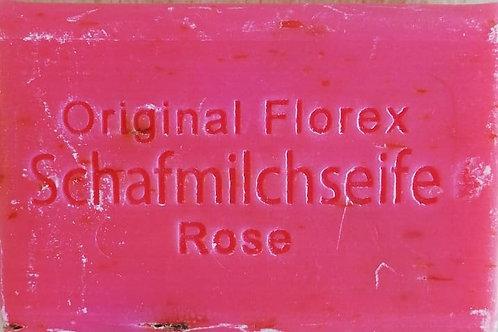 Florex Schafmilchseife Rose
