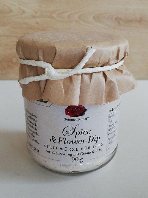 Spice & Flower Dip 90g