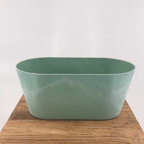 Schale mintgrün