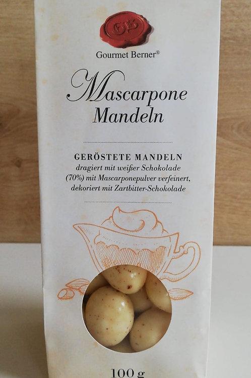 Mascarpone Mandeln 100g