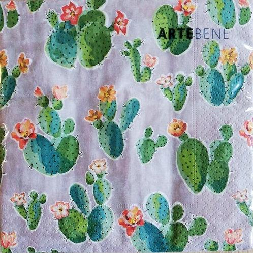 Servietten Kaktus