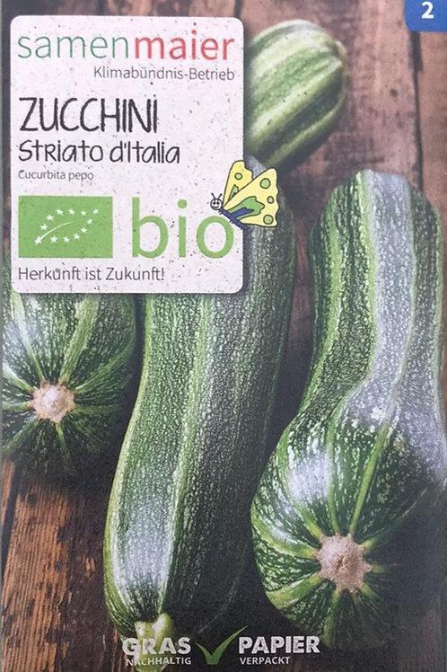 """Zucchini """"Striato dItalia"""""""