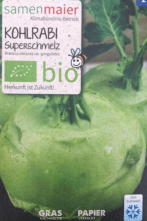 """Kohlrabi """"Superschmelz"""""""