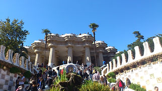 Parc Guell Barcelona, Spain