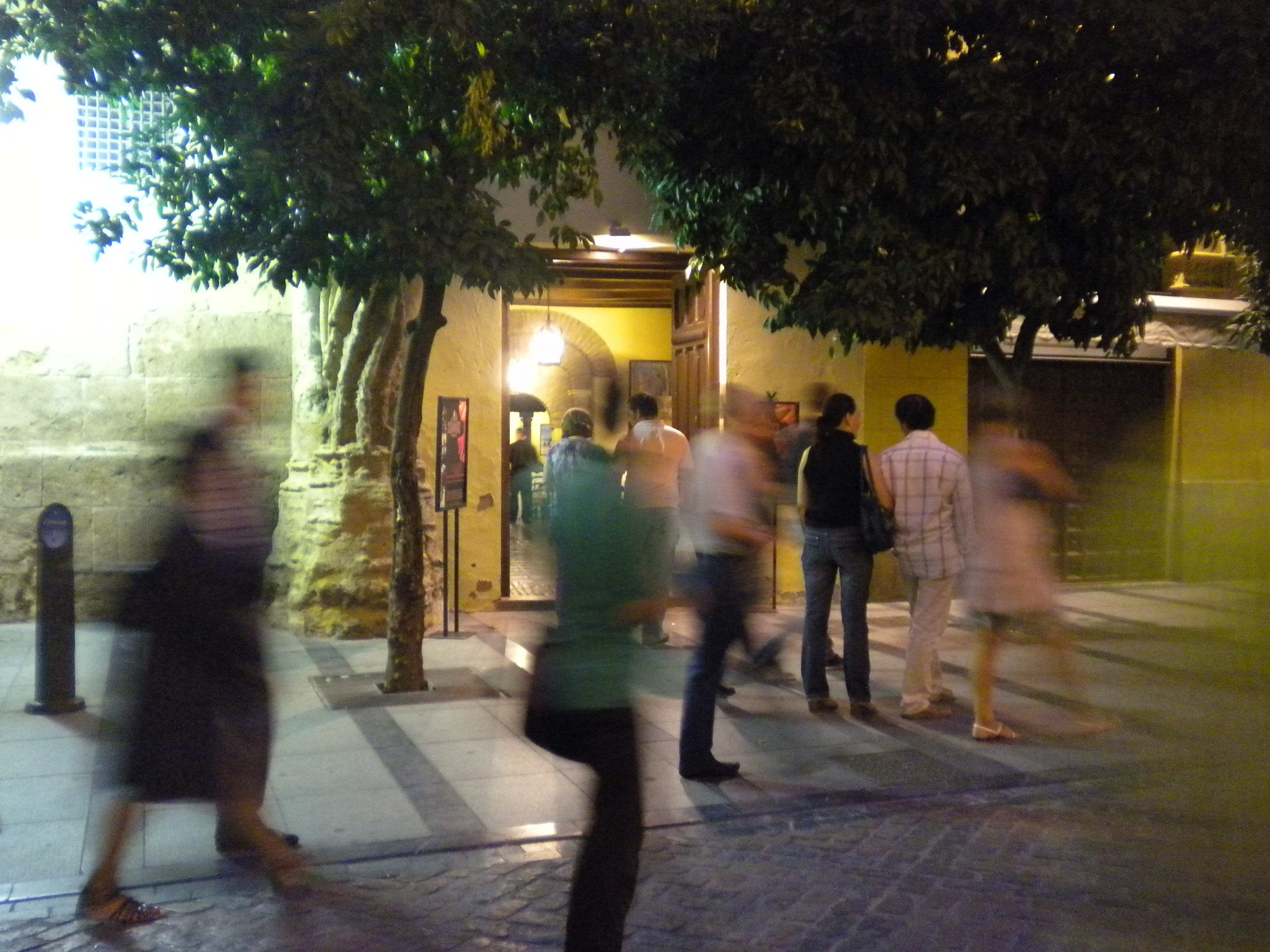 Cordoba night life