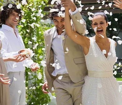 Wedding & Honeymoon Plans