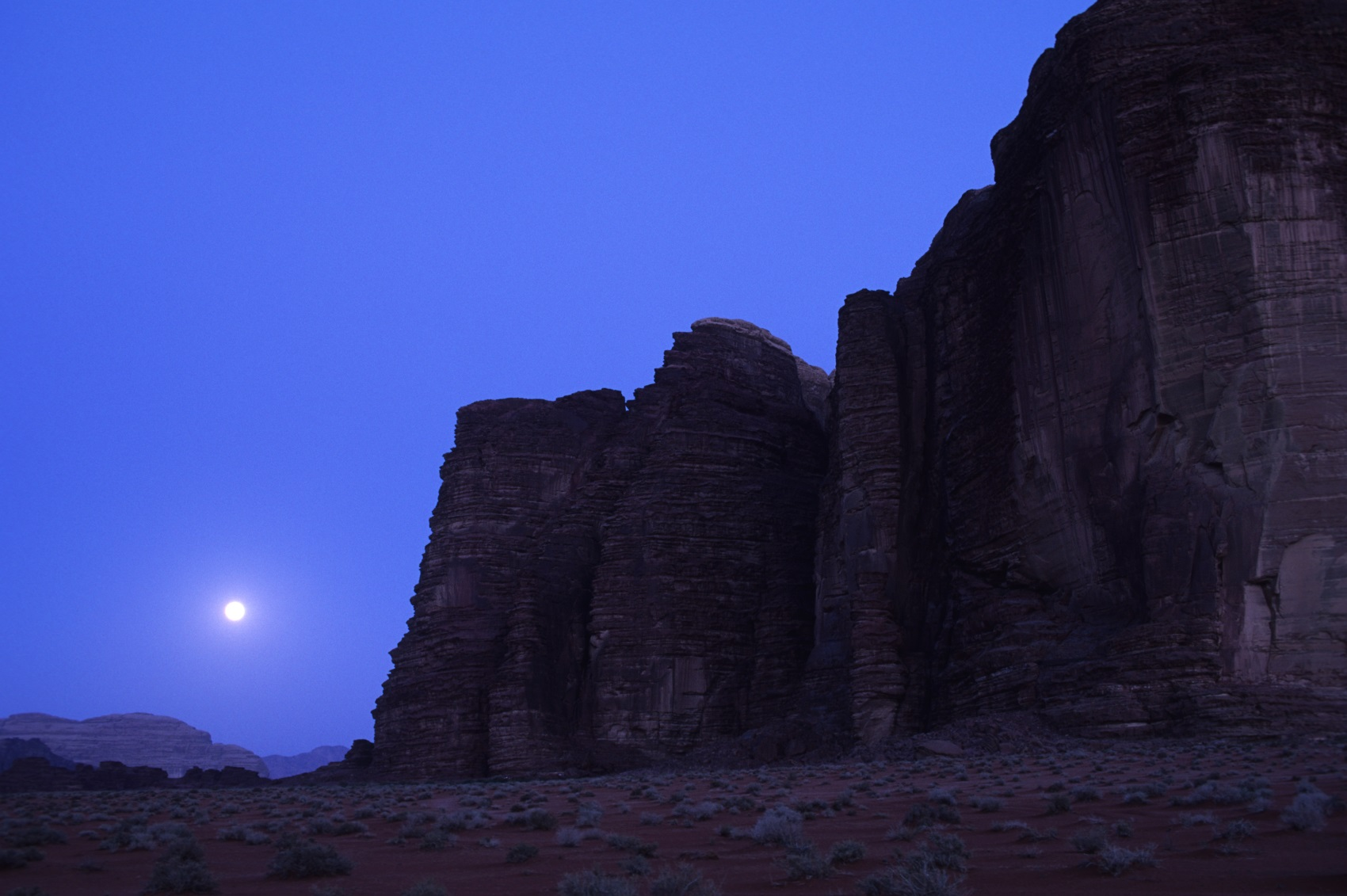 Wadi Rum Moonlight