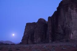 Wadi Rum Moonlight