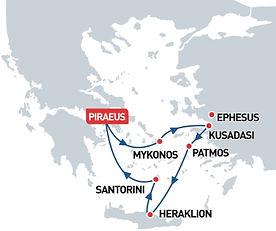 3-day Greek Island Cruise