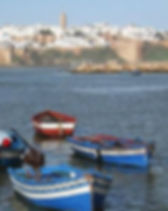 Kasbah of the Udayas in Rabat, Morocco.j