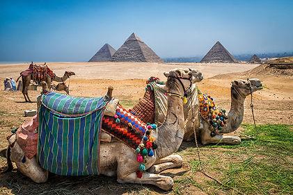 Giza Pyramids and Sightseeing