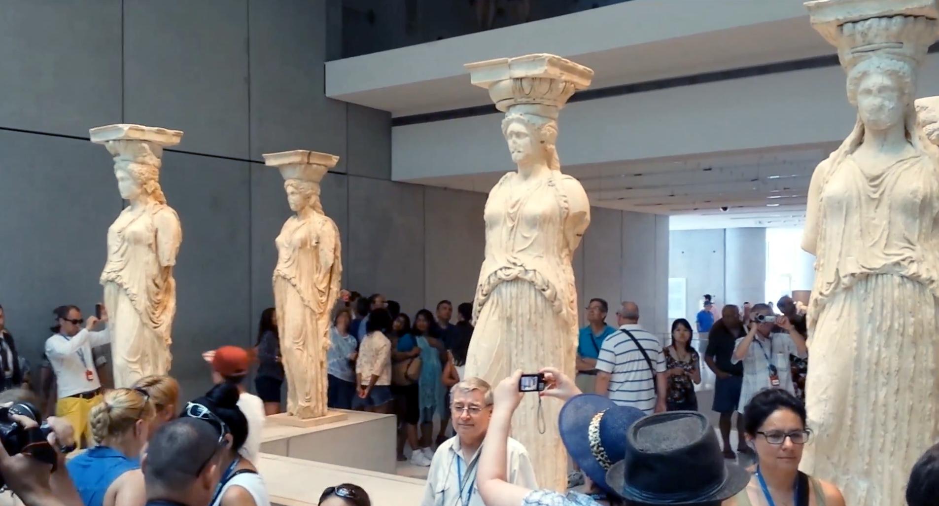 Acropolis Museum - Athens