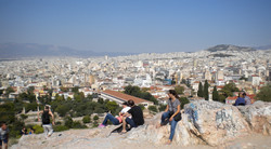 Ancient and Modern Athens