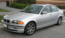LUX Rent-a-Car - BMW 3 series E46