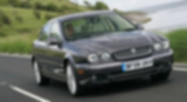 LUX Rent-a-Car - Jaguar X-type
