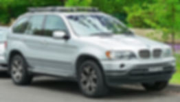 LUX Rent-a-Car - BMW X5 E53 SUV