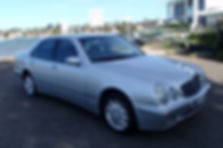 LUX Rent-a-Car - Mercedes-Benz E-Class W210