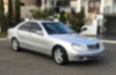 LUX Rent-a-Car - Mercedes-Benz S-Class W220