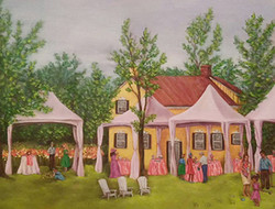 Party at Marshall's 11x14