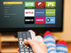 Are we Cord Cutting TV Away from Seniors with Dementia?