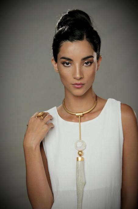 MAZAMA necklace