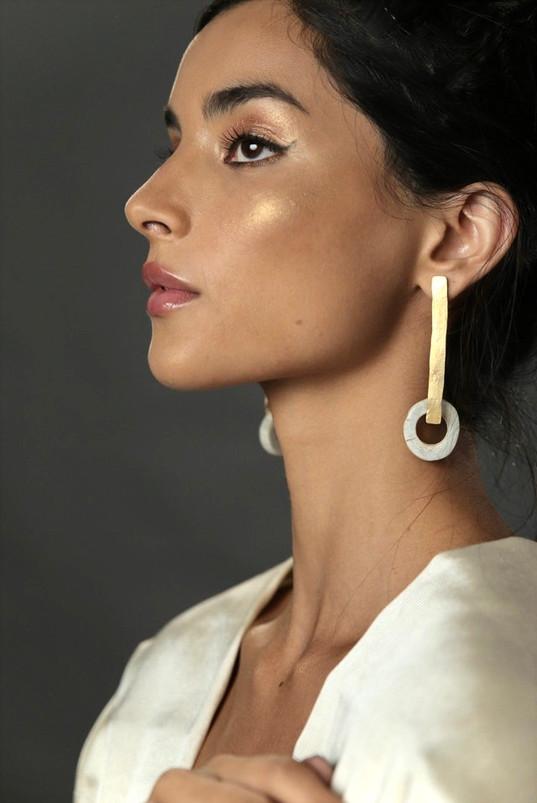 WIRIKUTA earrings