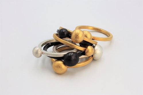 PEBBLES anillo