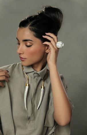 YUK necklace
