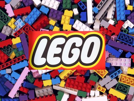 Do you love Lego? We do!