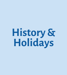 AndyQuest History Holidays