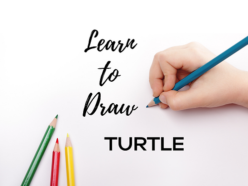 Learn to Draw - Turtle