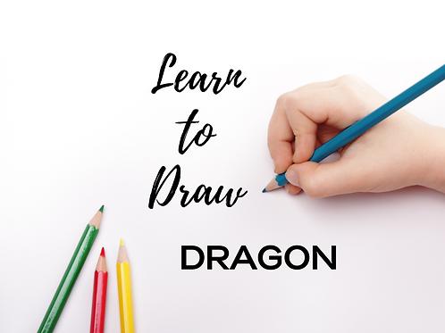 Learn to Draw - Dragon