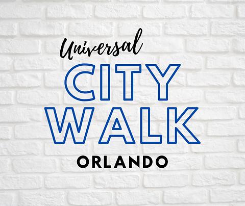 Field Trip Orlando Universal CityWalk