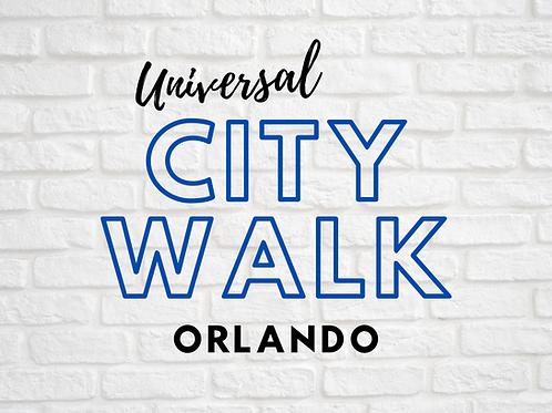 Orlando Universal CityWalk Local Scavenger Hunts