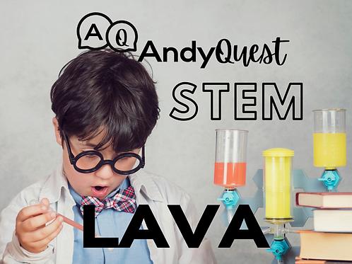 STEM Lava Project