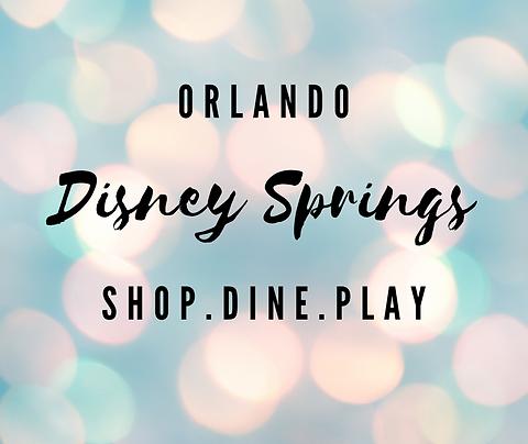 Field Trip Orlando Disney Springs