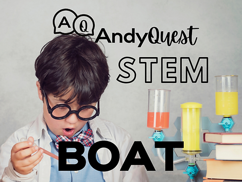 STEM Boat Project
